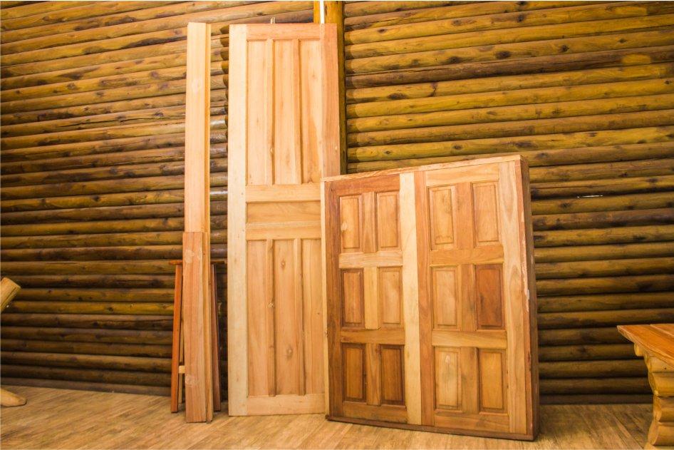 portas e portais de madeira em betim